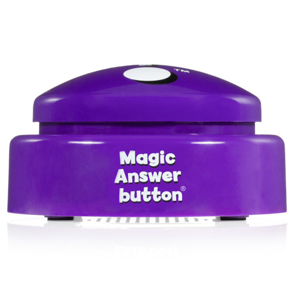 Magic Answer button toy