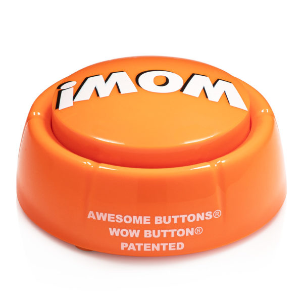 Back view of WOW Button