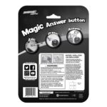 Magic Answer button-back blister package