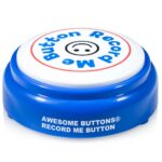 Record Me button blue back view