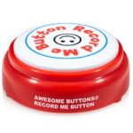 Record Me button red back view