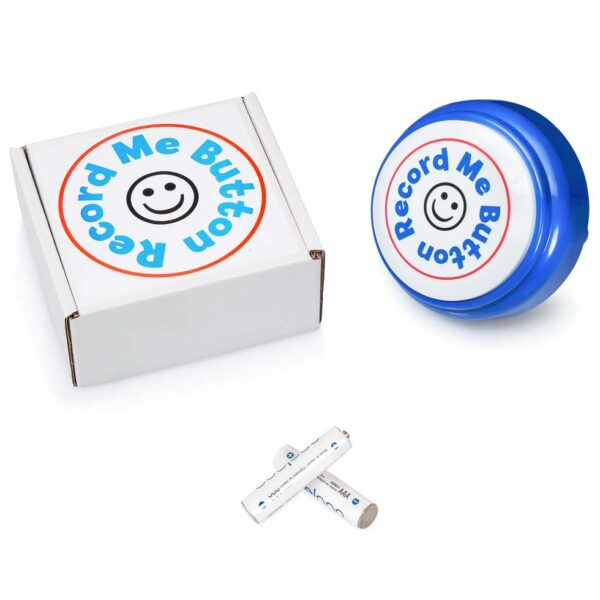 Record Me Button - box with batteries