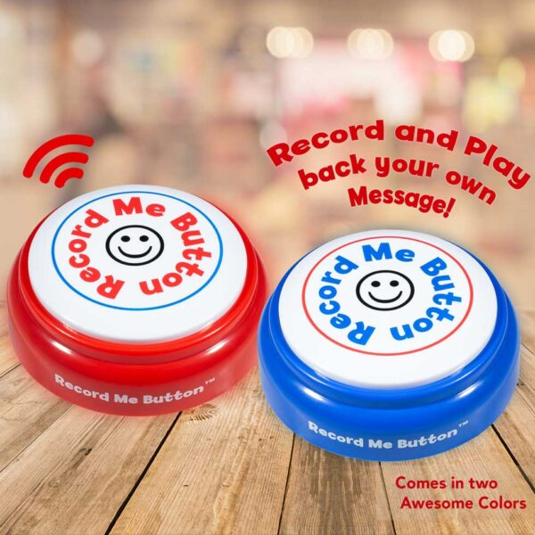 Record Me Buttons